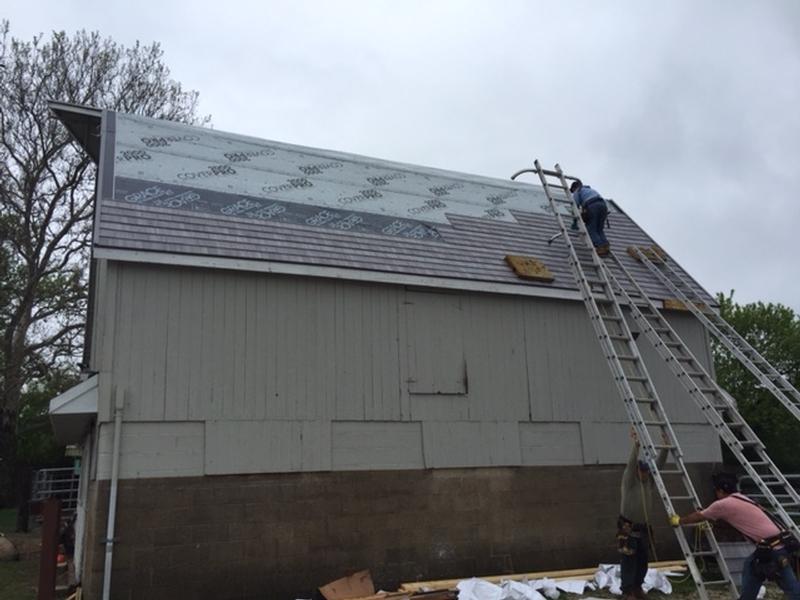 matterhorn roofing tile