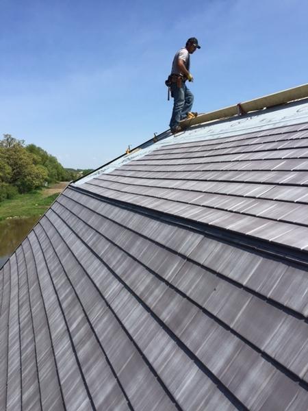 matterhorn roof installation