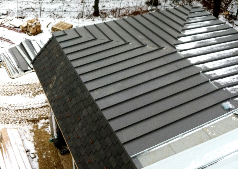 standing seam metal roof chicago